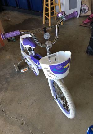 "Trek Girls Bike (16"") for Sale in Vancouver, WA"