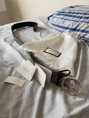Women's Gucci Belt Biege size 32 for Sale in Wichita, KS