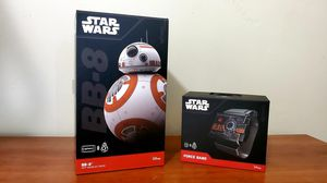 Sphero Star Wars Bb-8 Interactive App Enabled Droid + Force Band for Sale in Los Angeles, CA