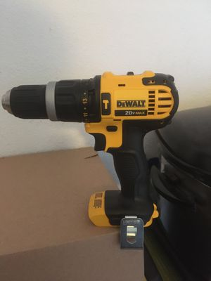 Dewalt 20v hammer drill/driver (TOOL ONLY) for Sale in Salem, OR