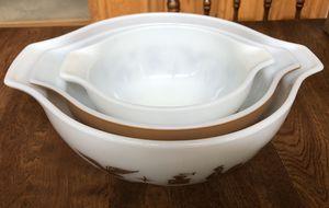 Vintage Pyrex nesting bowls for Sale in El Cajon, CA