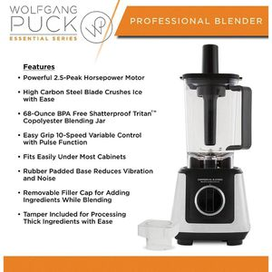 Wolfgang Puck Commercial Blender for Sale in Austell, GA