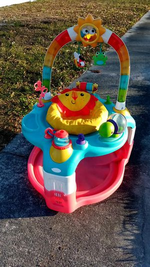 Exersaucer Jumper Toddler Child Activity Toy for Sale in Orlando, FL