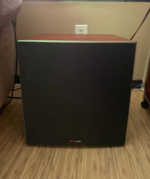 Polk audio PSW10 cherry !!!!!!!!! for Sale in Kissimmee, FL
