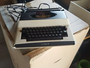 Tipewriter electric for Sale in Rosemont, IL