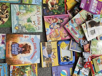 Book Lot of kids books bin included Local Pick Up Or Drop Off Only for Sale in Perkiomenville,  PA