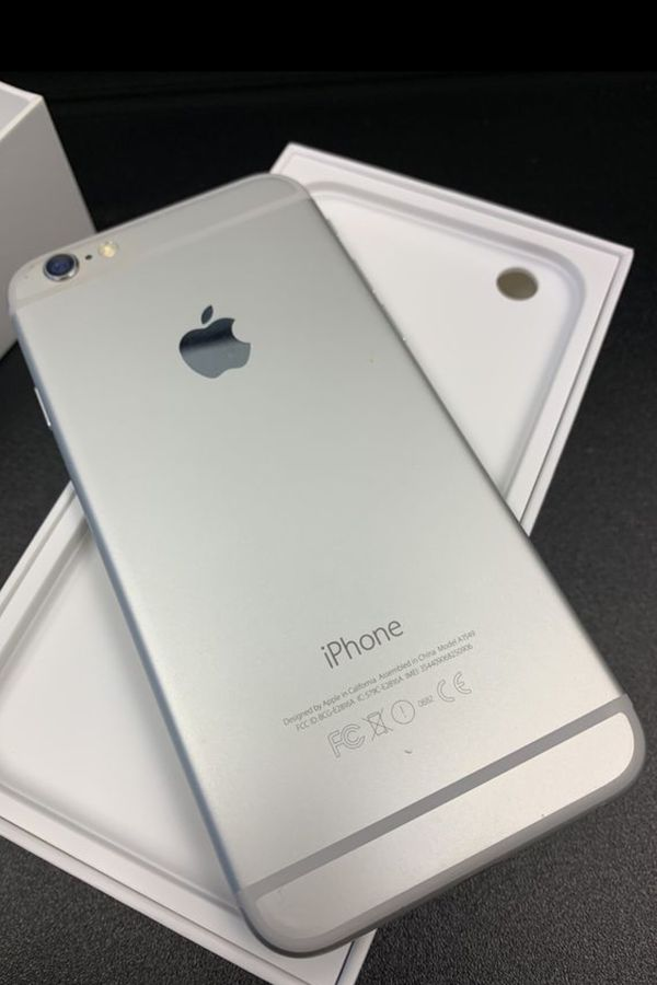 iPhone 6 Plus (16GB , 64GB , 128GB ) Unlocked For warranty | All colors Available|| Fully Functional( With Finger print )