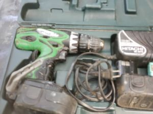 Hitachi 18V Cordless drill for Sale in Pace, FL