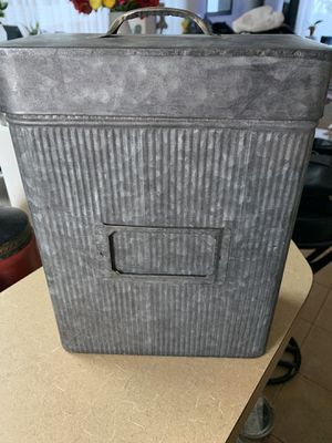Aluminum Storage Container for Sale in Katy, TX