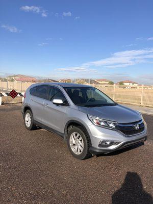 2016 Honda Crv for Sale in Tolleson, AZ