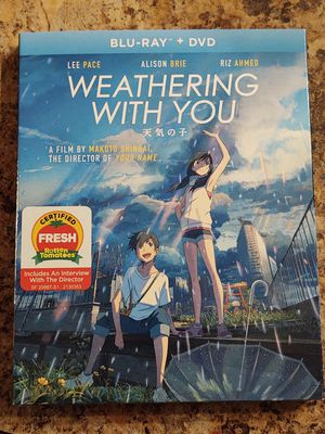Weathering With You (Blue-ray +DVD) for Sale in Murfreesboro, TN