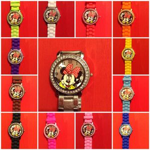 Minnie Mouse Silicone Watch for Sale in Fort Worth, TX