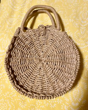 Woven Bucket Bag Urban Outfitters for Sale in San Gabriel, CA