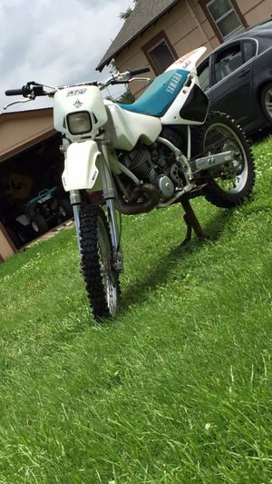 1992 Yamaha wr500 for Sale in Holyrood, KS