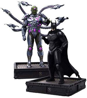 DC Comics Injustice 2 Versus Collection Batman Brainiac Statues for Sale in Chula Vista, CA
