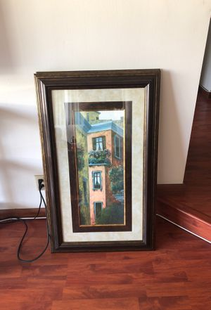 European Style House w/ Flower Paintings for Sale in Los Angeles, CA