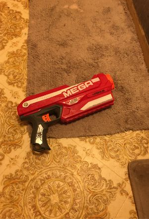 Works good it's a nice Nerf gun Comes with two bullets for Sale in Manson, WA