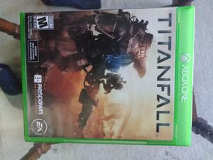 Titanfall 1 Xbox 1 for Sale in Albert Lea, MN