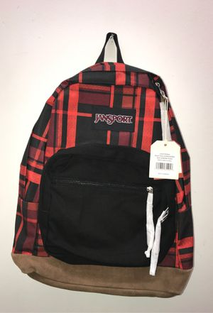 Plaid Jansport Backpack Right Pack for Sale in Land O Lakes, FL