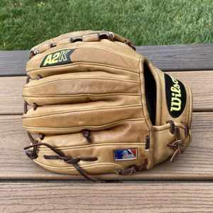 "Wilson A2K 12"" Model ASO Baseball Glove for Sale in Kenmore, WA"