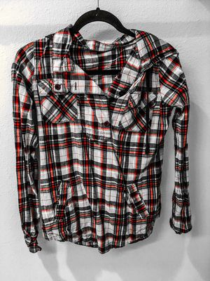 Plaid long sleeve shirt size M for Sale in Purcellville, VA