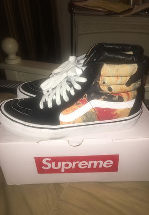 "Rare Supreme Vans ""Blood and Semen"" for Sale in Waldorf, MD"