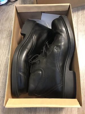 Ecco dress shoes black high top for Sale in Sunnyvale, CA