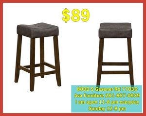 Two stools for Sale in Houston, TX