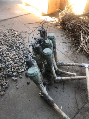 Orbit sprinkler valves for Sale in Madera, CA