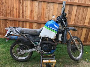 1989 KLR650 for Sale in Seattle, WA
