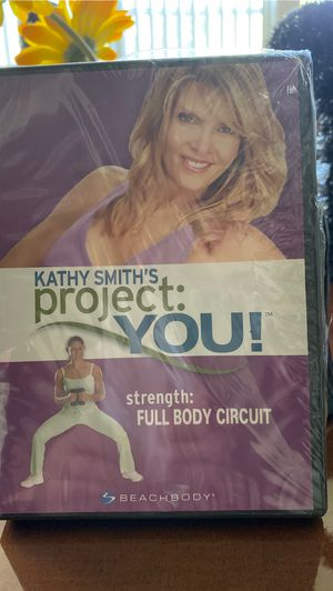 Kathy smiths/ strength full body circuit dvd on exercise for Sale in Henderson, NV