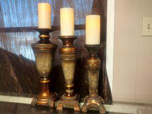 Fancy candle holders for Sale in Glendale, AZ