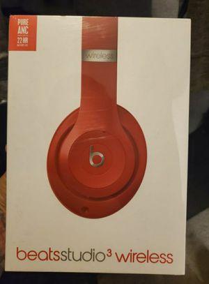 Beats Studio 3 Wireless Headphones for Sale in Atlanta, GA