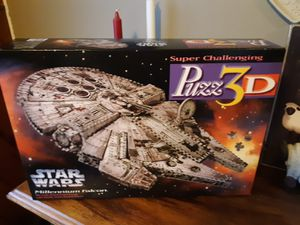 New Vintage Star Wars 3D Puzzle for Sale in Savona, NY