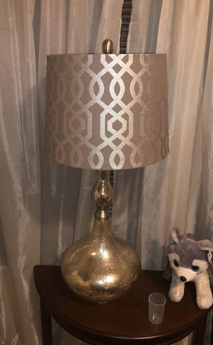 Home hoods lamp and extra lamp shade for Sale in Milton, MA
