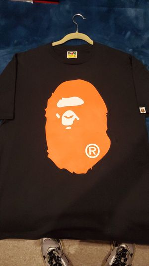 A Bathing Ape Color Tee for Sale in Rockville, MD