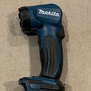 New 18v Makita Led Flashlight Only for Sale in Beverly Hills, CA