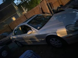 2002 hyduai sonata 151 thousand runs perfectly in great condition very good on gas for Sale in Providence, RI