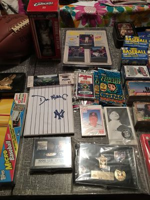 Sports memorabilia for Sale in Parma, OH