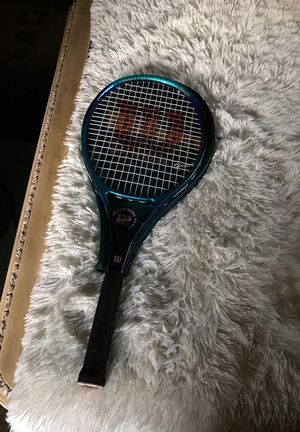 wilson graphite supreme stretch tennis rackets for Sale in San Bernardino, CA