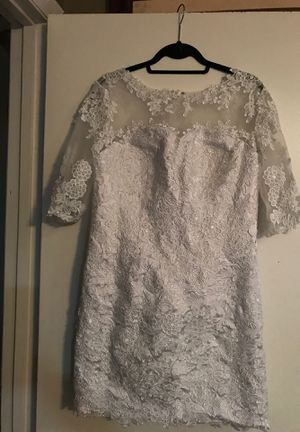 White lace/shell dress for Sale in Fort Washington, MD