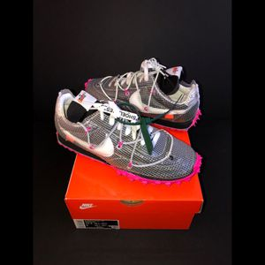 Off White Nike Waffle Racer for Sale in Lake Oswego, OR