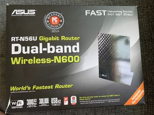 Asus Wireless Router N600 for Sale in Oceanside, CA