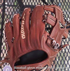 Mizuno global elite 11.5 baseball glove for Sale in Haddon Heights, NJ