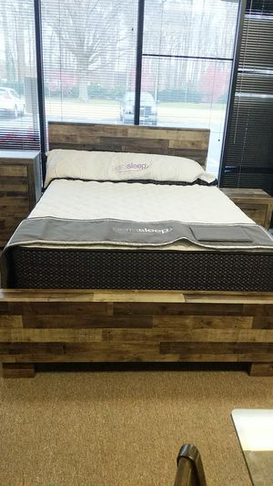 Queen Size Bed Frame NEW for Sale in Virginia Beach, VA