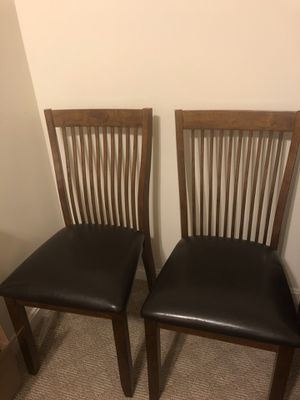Dining Room Chairs (4) for Sale in Aldie, VA