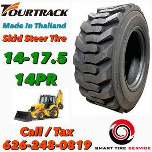 14-17.5 14PR Skid Steer / Bobcat / Backhoe Tire for Sale in Riverside, CA