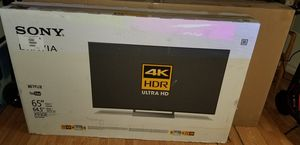 """SONY TV BRAVIA 65"""" X930E 4K HDR ULTRA HD XBR-65X930E FOR SALE!!!! for Sale in Miami Beach, FL"""