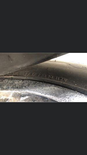 ADR design rims and CHAMPIRO tires. for Sale in Tacoma, WA
