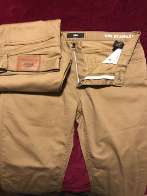 Brand new Vans Pants 2 pairs for Sale in San Diego, CA